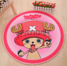 Cute Design Print Mat Circle Mat
