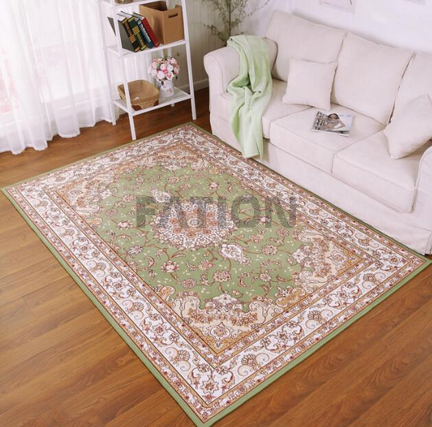Polyester Printed Traditional Rug Floor Carpet