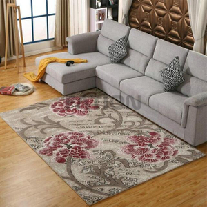 5'×8' Popular Living Room Floor Carpet Polypropylene Rug
