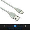 LED Type C Ceramic USB Cable Lighting Charging Cable