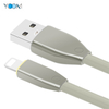 Metal USB Lightning Cable iPhone Charger Cable
