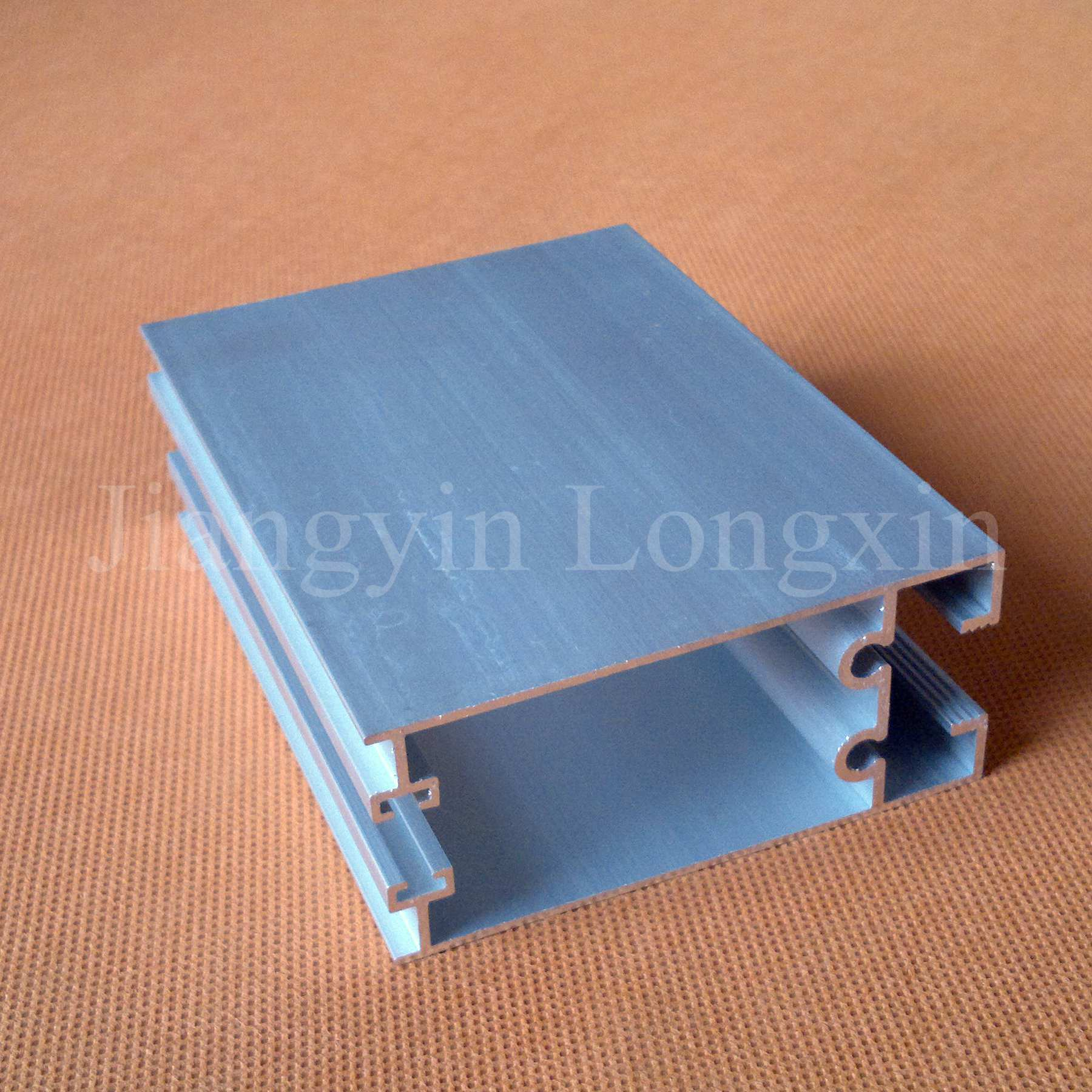 Natural Anodized Aluminum Frame for Window Frame