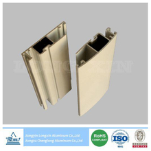 Ivory Powder Coated Aluminum Frame for Screen Windows