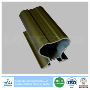 Anodized Aluminium Profile for Sliding Door