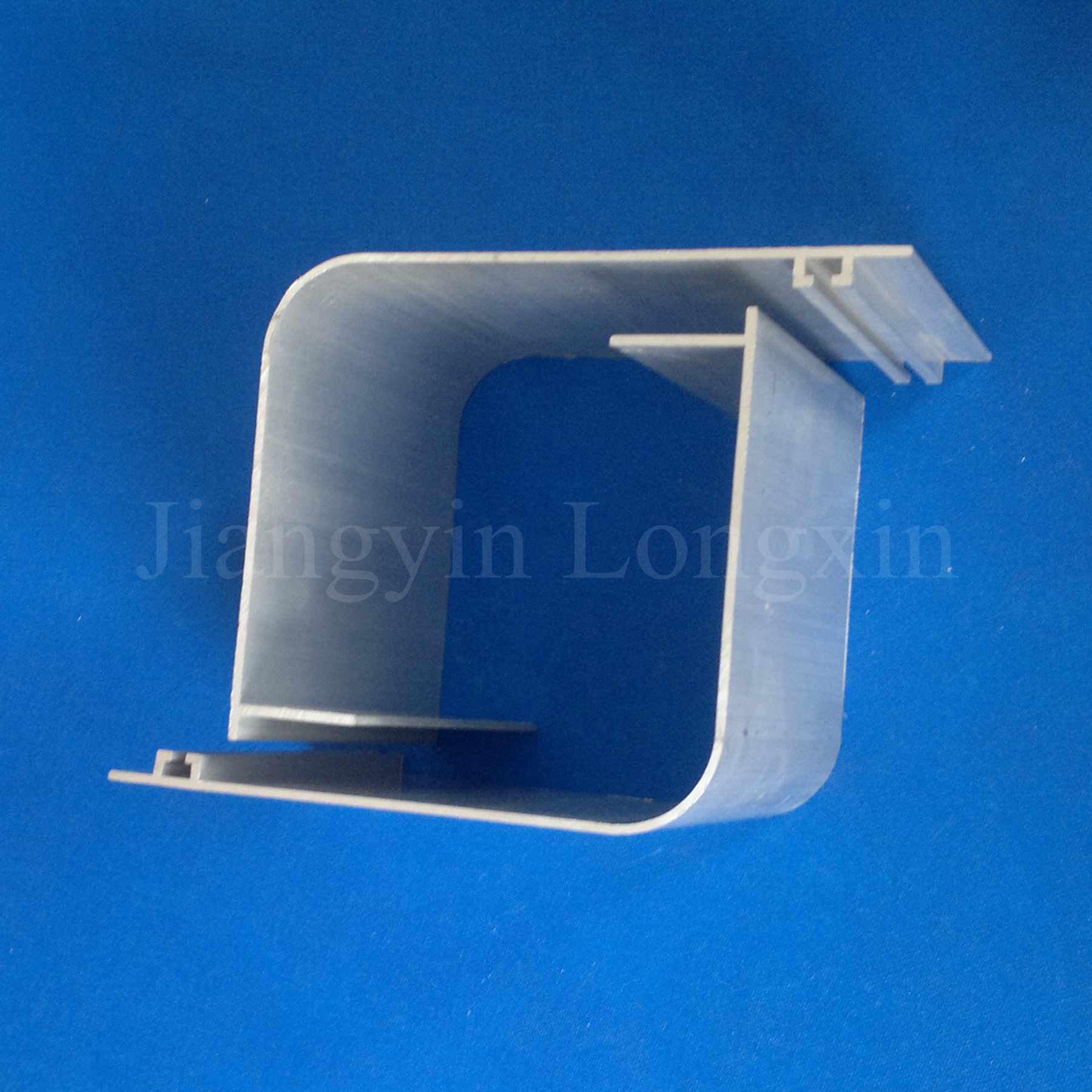 Sliver Anodized Aluminum Profile for Industry with Big Size