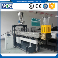 Plastic Compound Color Masterbatch Extruder Machine