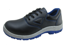 New style PVC injection men work shoes
