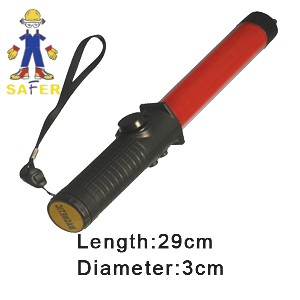 police traffic baton and traffic baton with good quality