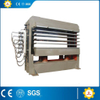 500 T 12 Layers Wood Hot Press Machine for Making Plywood
