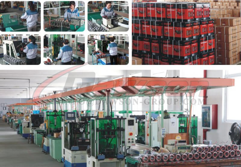 Production and Equipment - Dawson Group Ltd. - China Manufacturer, Supplier, Factory, Exporter