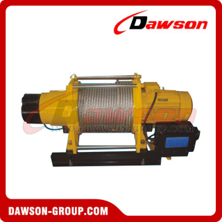 2200kg 3200kg 3500kg AC Electric Windlass, Crane Electric Wire Rope Windlass