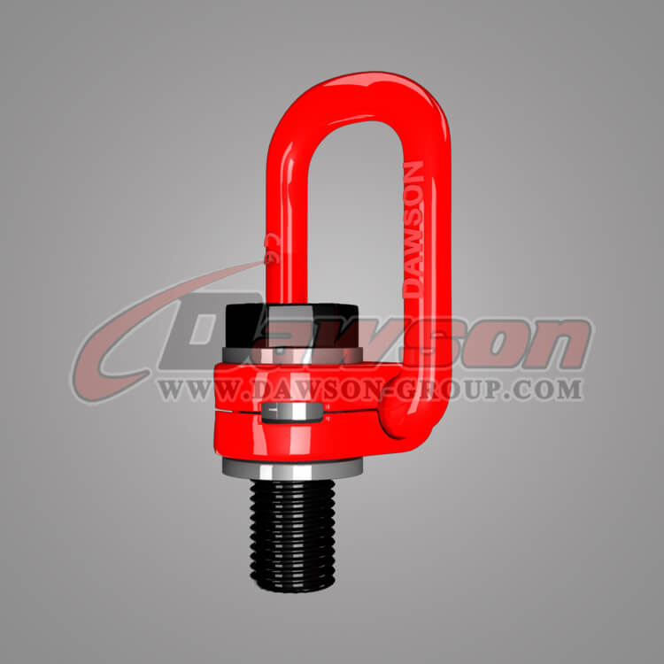 Grade 80 Pivoting Lifting Screw, G80 Rotation Side Pull Lifting Points, Swivel Lifting Points - China Manufacturer