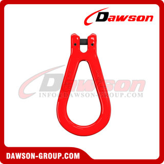 DS270 G80 Clevis Pear Link, Clevis Omega Link for Lifting Chain Slings