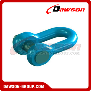 Alloy Steel LTM D Type Anchor Shackle