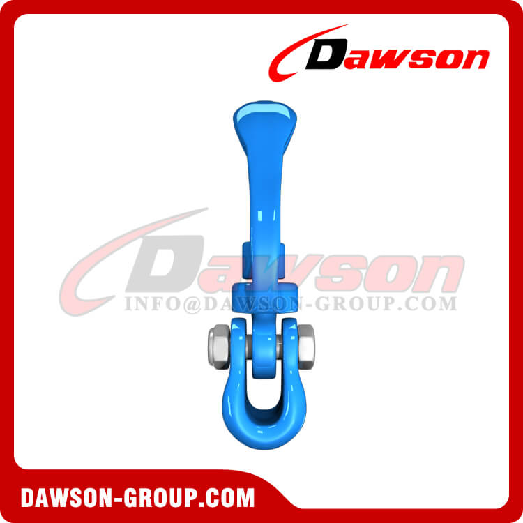 G100 / Grade 100 Swivel Chain Connectors for Forestry Logging, Forestry Chain Assemblies