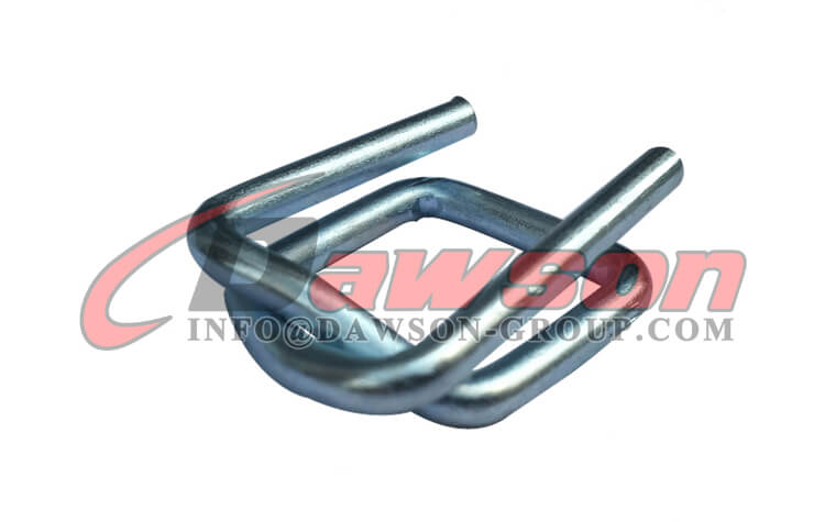 Steel Wire Buckle for Polyester Composite Cord Strap - Dawson Group Ltd. - China Manufacturer, Supplier