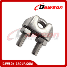 Stainless steel Din741 wire rope clip