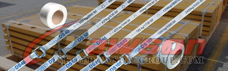 Application of 13mm Polyester Cord Composite Strap - Dawson Group Ltd. - China Supplier