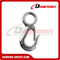 Stainless steel big eye hook