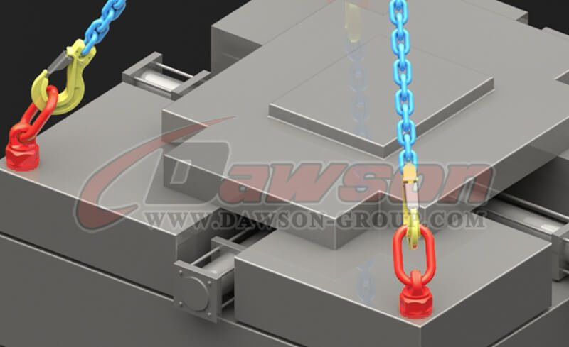 application DS303 G80 Lifting Screw Point