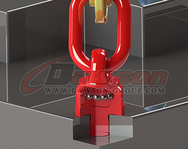 application of DS303 G80 Lifting Screw Point China supplier