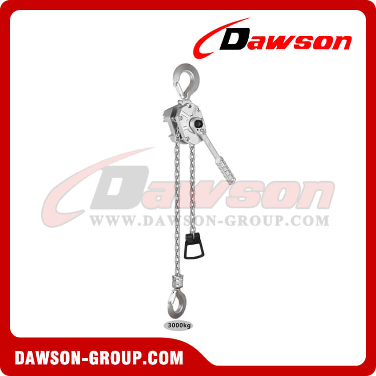 3000kg Aluminum Alloy Lever Hoist - China Supplier, Factory