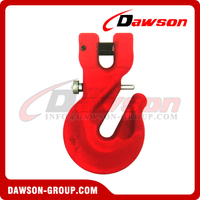 G80 / Grade 80 Special Type Clevis Hook with Safety Pin for Adjust Chain Length