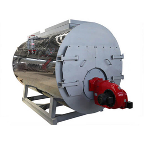Horizontal Oil/Gas Fired Hot Water Boiler