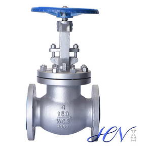 Gas Flanged Manual Carbon Steel Globe Valve