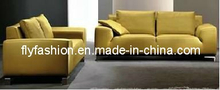 Modern Leather Sofa of-06A