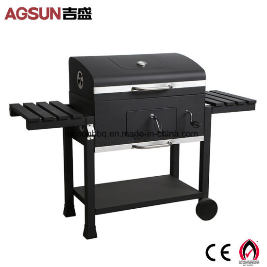 Outdoor Charcoal Barbecue Grill