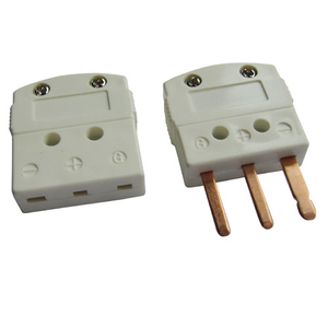 Miniature Connector (ZZ-M10, three pins, type RTD)