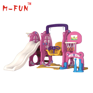 Durable plastic slide
