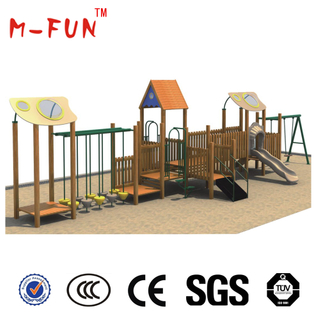 Large outdoor play equipment