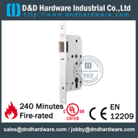 Stainless Steel 304 Classroom Lock with CE Certificate for Composite Doors-DDML015