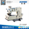 ZY1508P Zoyer 1-4 needle flat-bed double chain stitch machine with horizontal looper movement mechanism