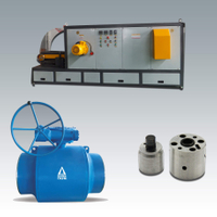Magnetic separator,fully welded ball valve and common rail parts