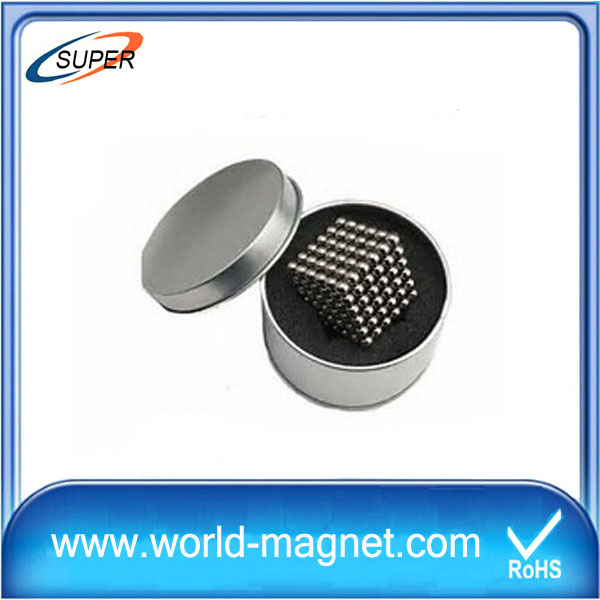 5mm Magnetic Ball 216pcs Neodymium Sphere Magnets