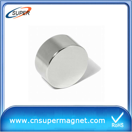 China original 15*30 Neodymium magnet disc