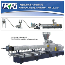 TSE-65B caco3 filler masterbatch extruder machine