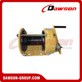DSHW-D Type Powder Coated Small Hand Brake Anchor Winches
