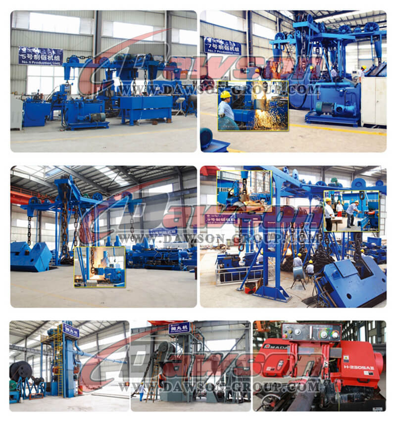 Machine Equipment for Marine Anchor Chain - China Supplier
