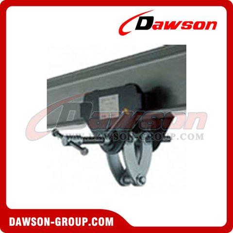 DS-TCP Type Push Trolley Clamp