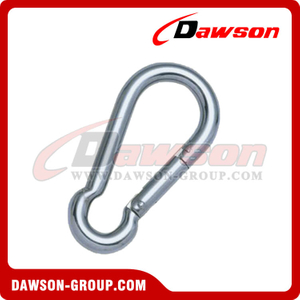 Stainless Steel Snap Hook DIN5299 Form C