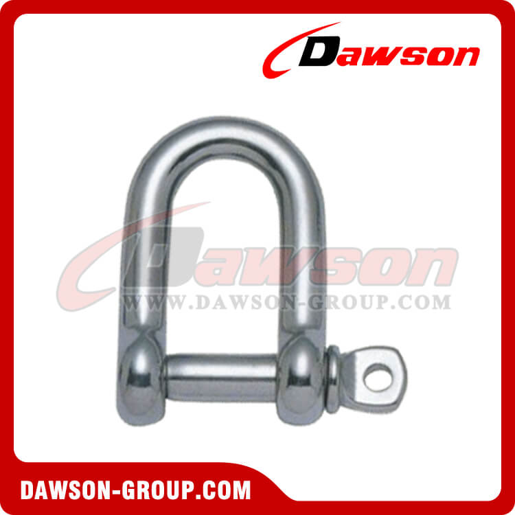 EUROPEAN TYPE DEE SHACKLE - Dawson Group Ltd. - China Manufacturer, Supplier, Factory, Exporter