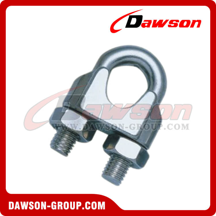 DIN 741 WIRE ROPE CLIPS - Dawson Group Ltd. - China Manufacturer, Supplier, Factory, Exporter