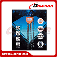 DSVS-B Chain Block, Chain Pulley Block for Lifting