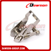 DSRB25152SS B/S 1500KG/3300LBS Stainless Steel Ratchet Buckle