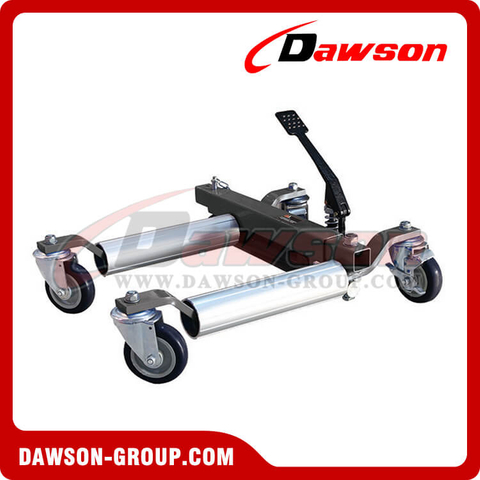 DSA9012L Hydraulic Self-loading Wheel Dollies