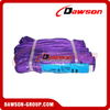 WLL 1T Polyester Round Slings
